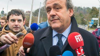 Keine Ermittlungen gegen Platini in der Schweiz