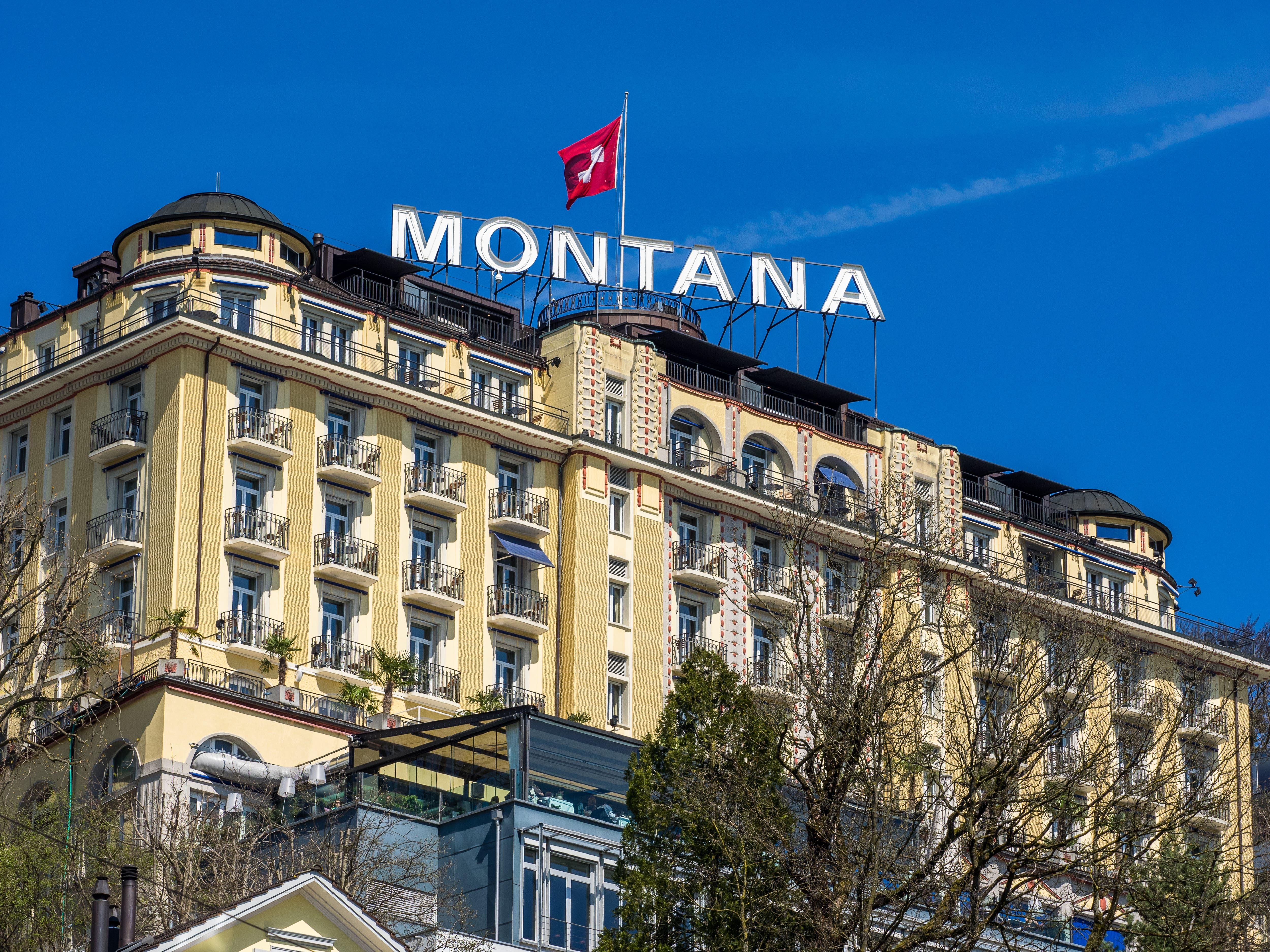 Das beste Stadthotel steht in Luzern und ist auch Hotel des Jahres.                   Bild: PD