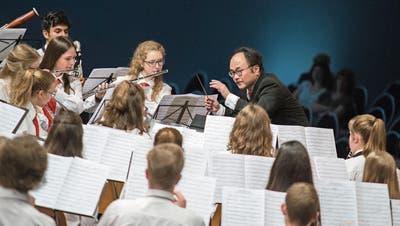 Jungmusikanten beweisen ihr Können in Eschenbach