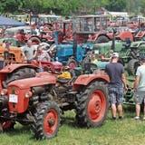 Das Fest der tausend Traktoren