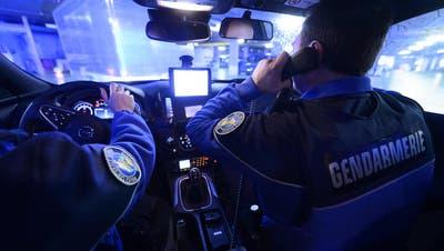 Polizei stoppt Raser bei Rothenthurm