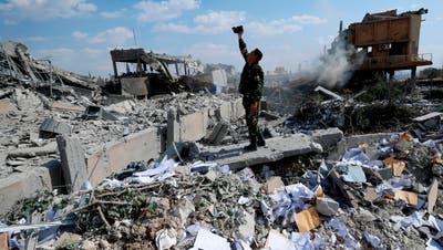 Syrienkrieg: Nationalrat fordert Bundesrat zum Handeln auf