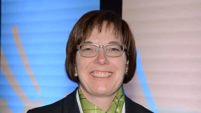 Gertrud Schmucki leitet die Clientis Bank Toggenburg nur noch bis Ende Juli. (Bild: Beat Lanzendorfer)