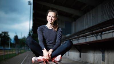 Leichtathletin Silke Lemmens: Je müder der Kopf, desto schneller die Beine