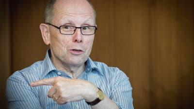 """""""In Gossau gibt es starke Minderheiten"""" - der abtretende Stapi Alex Brühwiler im Gespräch"""