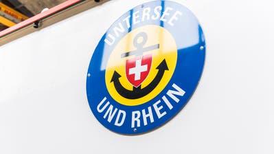 Die URh hat im vergangenen Jahr rund eine Million Franken in die Flotte investiert. So zum Beispiel in die Neumotorisierung der MS Schaffhausen. (Bild:Thi My Lien Nguyen)