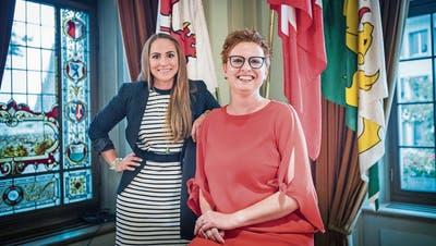 Neue Frauenfelder Gemeinderatspräsidentin: Frauen bleiben an der Macht