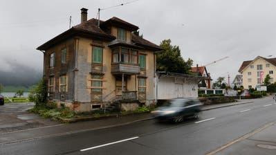 Das Alte Bahnhöfli steht unter Denkmalschutz. (Bild: Stefan Kaiser)