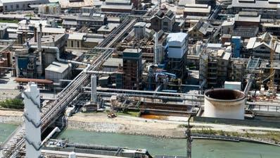Lonza wegen fahrlässiger Verschmutzung des Trinkwassers angeklagt