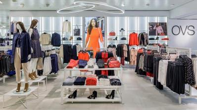 OVS-Schweiz-Mutter Sempione Fashion geht in Nachlassstundung
