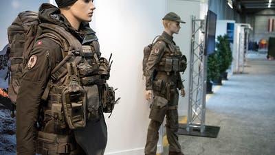 Ständerat hält Armee-Schutzwesten für übertrieben