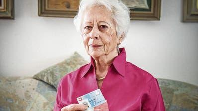 Thurgauer Seniorin bekam mit neuem Ausweis wider Willen einen neuen Namen
