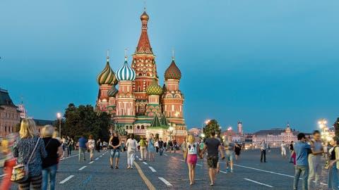 Der Schweiz wird ein Weiterkommen an der WM in Russland zugetraut. (Bild: PD)