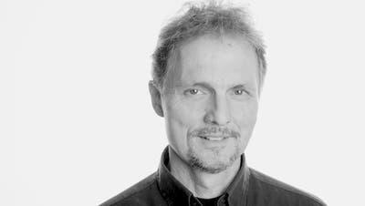 LZ-Redaktor Hugo Bischof.