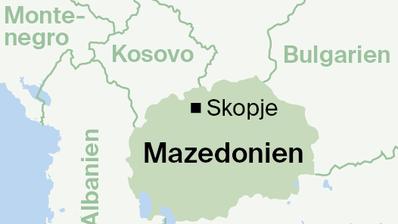 Nationalisten wehren sich gegen Nordmazedonien