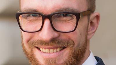Alex Messerli (33) wird neuer Präsident des Luzerner Lehrerinnen- und Lehrerverbands. (Bild: PD)