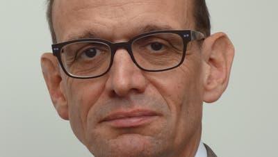 Hans Hirschi, Rektor Kantonsschule Alpenquai LuzernBild PD