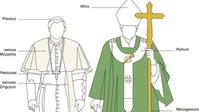 Papst-Besuch in Genf: Seine Reisen, seine Kleider, seine Anhänger