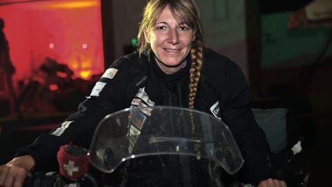 Matzingerin ist zurück mit einem Weltrekord