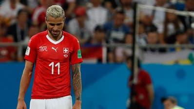 Besser als Neymar: Valon Behrami. (Bild: AP Photo/Darko Vojinovic)