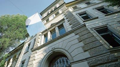 Das Luzerner Kantonsgericht muss bis 2021 rund 700'000 Franken einsparen. (Symbolbild: Pius Amrein (19. Juni 2017))