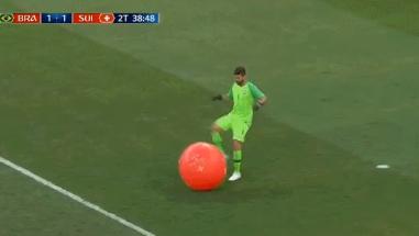 """""""Huch?!"""" - So reagiert das Netz auf den Schweizer Erfolg gegen Brasilien"""