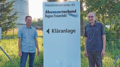 Abwasserverband Frauenfeld: Zimmerli folgt als Betriebsleiter auf Scheiwiller