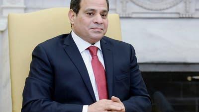 Zweite Amtszeit: Ägyptens Präsident Al-Sisi setzt auf Bildung