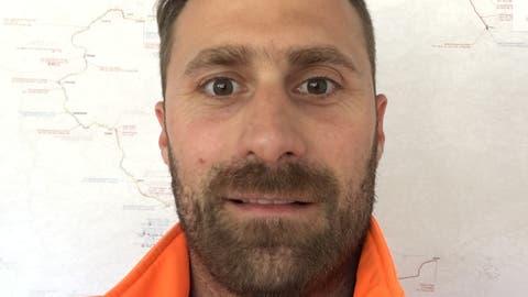 Michael Bolt, Leiter Fahrbahn bei den Appenzeller Bahnen, Bild von 2018