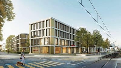 Damit es nicht mehr von der Decke tropft: Raiffeisen baut in Münchwilen ein neues Bankgebäude