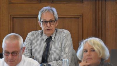 In der ersten Sitzung unter der Leitung von Thomas Forster debattierte der Einwohnerrat über eine Initiative der SVP und dem Gewerbeverein.