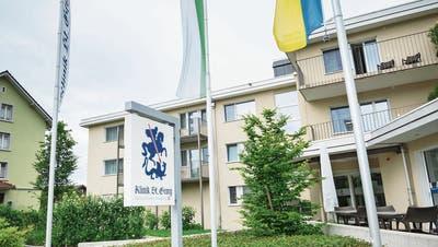 Die Klinik St.Georg in Goldach ist in Schieflage