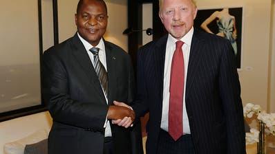Boris Becker verteidigt Diplomatenstatus für afrikanisches Land