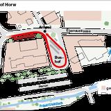 Millionenprojekt: Busse fahren künftig näher an den Horwer Bahnhof