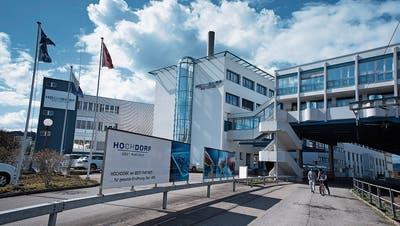 Der Milchverarbeiter Hochdorf steht vor einer Reorganisation. (Corinne Glanzmann, 5. April 2018)
