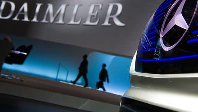 Diesel-Skandal: Anleger wollen auch Daimler vor Gericht bringen
