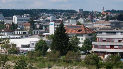 Blick über die Gemeinde Emmen. (Bild: Boris Bürgisser, 14. Juni 2018)