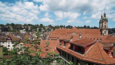 Weltkulturerbe bedroht: St.Galler wehren sich mit Petition gegen Überbauung
