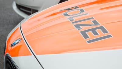 Die St.Galler Kantonspolizei fahndete nach dem Mann. (Bild: Samuel Schalch)