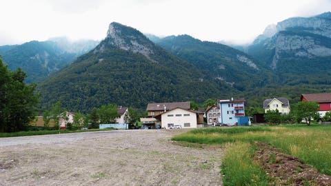 Eine Chance für den Eigenheimbau in Sennwald