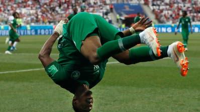 Saudi-Arabien vermiest El-Hadarys Rekordspiel