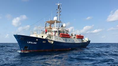 Spanien lehnt Aufnahme des Rettungsschiffes «Lifeline» ab