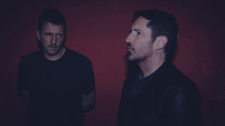 Es ist die dritte Veröffentlichung in zwei Jahren von den Nine Inch Nails.