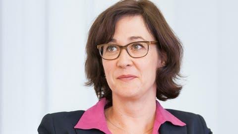 Tritt zurück: Post-Verwaltungsrätin Susanne Blank. (Bild: PD)