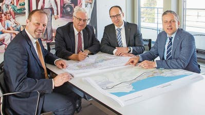 Zustimmung für Autobahnanschluss aus der Stadt am See