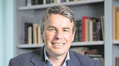 Ulrich Schmid. Bild: Mareycke Frehner