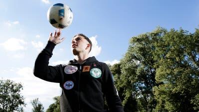 Aridon Shaqiri spielt für den FC Frauenfeld. (Bild: Donato Caspari)