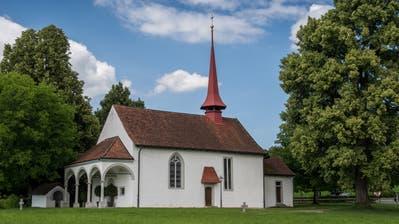 DieSchlachtkapelle Sempach wurde in ihren Grundzügen 1472/73 errichtet zur Erinnerung an die Schlacht bei Sempach vom 9. Juli 1386. (Bild: Boris Bürgisser, 18. Juni 2018)