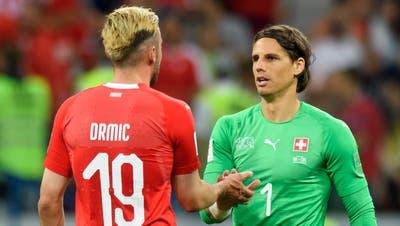 Schweizer Spieler in Noten: Josip Drmic und Yann Sommer waren die Besten