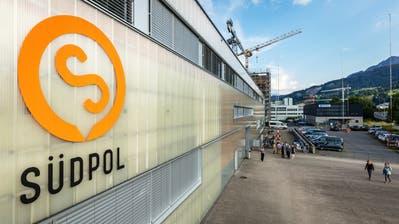Das Kulturzentrum Südpolin Luzern. (Bild: Philipp Schmidli)